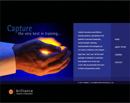 Brilliance Training Website
